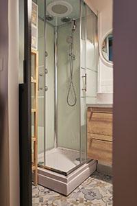 Rénovation d'une salle de bains à Paris 20