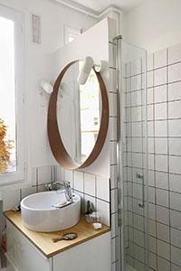 Installation d'une douche italienne à Paris 19